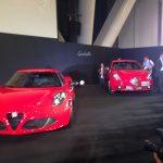 Alfa Romeo 4C & Giulietta