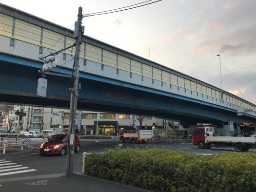 田園調布陸橋