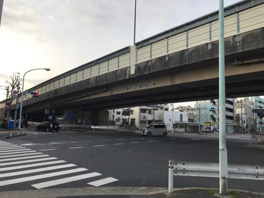 春日橋陸橋
